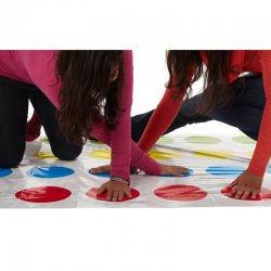 Spanish Twister game