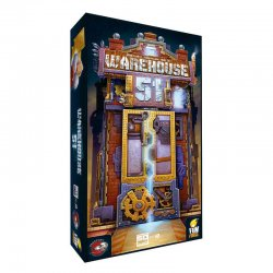 Warehouse 51 game board