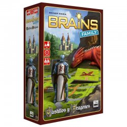 BRAINS castles and dragons board game