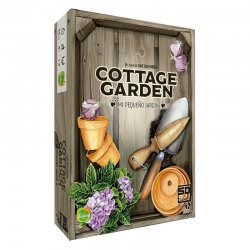 Cottage Garden game board my little garden
