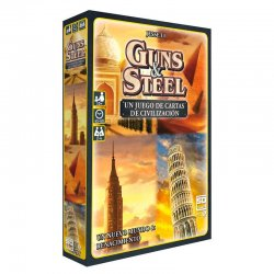 Guns & Steel board game