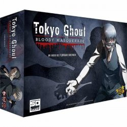 Tokyo Ghoul Bloody board game Masquerade