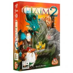 Claim 2 spanish board game