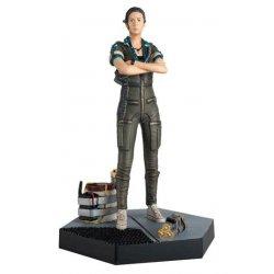 The Alien & Predator Figurine Collection Amanda Ripley (Alien Isolation) 12 cm
