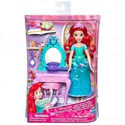 Disney Princess The Little Mermaid Ariel s Royal Vanity doll 28cm