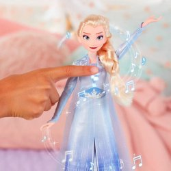 Disney Frozen Elsa 2 singsong Spanish doll 30cm