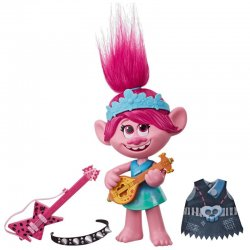 Trolls Rock World Tour Poppy doll