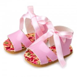 Berjuan doll pink sandal shoes