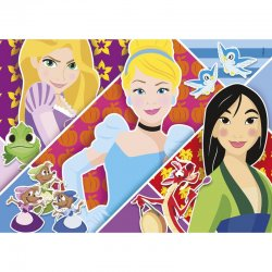 Disney Princess puzzle Maxi 2x20pzs