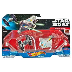 Star Wars The Fighter vs Hot Wheels blister Ghost