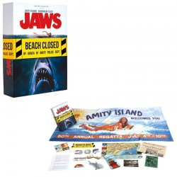 Jaws Amity Island Summer of 75 Spanish Welcome Kit