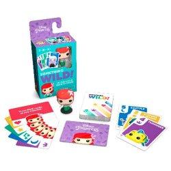 Something Wild Card Game Disney The Little Mermaid German / Spanish / Italian