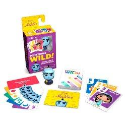 Something Wild Card Game Disney Aladdin German / Spanish / Italian