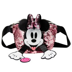 Disney Minnie Lollipop sequins belt pouch