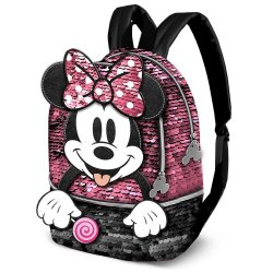 Disney Minnie Lollipop sequins backpack 32cm