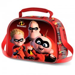 Disney The Incredibles 3D lunch bag
