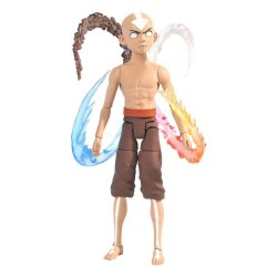 Avatar The Last Airbender Select Action Figure Series 4 Final Battle Aang 18 cm
