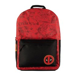 Deadpool Backpack Grafitti