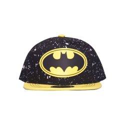 Batman Snapback Cap Bat Symbol