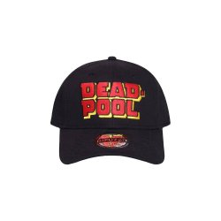 Deadpool Curved Bill Cap Big Letters