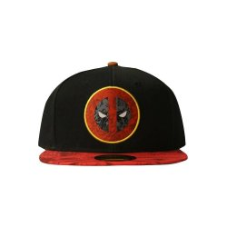 Deadpool Snapback Cap Grafitti