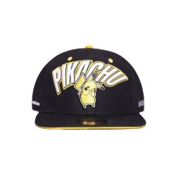 Pokémon Snapback Cap Embarrassed Pika