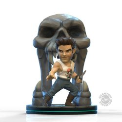 Big Trouble in Little China Q-Fig Elite Figure Jack Burton 13 cm