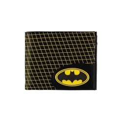 Batman Bifold Wallet Grid