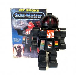 Jet Smoke Star Master