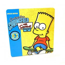 - The Simpsons Special Edition Greetings From Springfield Collectors Tin Series 3
