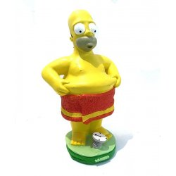 - The Simpsons Homer Simpson Coin Bank