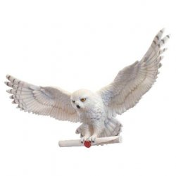 Harry Potter Hedwig figure wall decoration