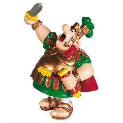 Asterix the Gallic Centurion with sword figure 7cm
