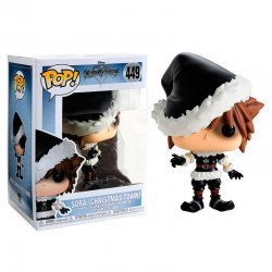 POP figure Disney Kingdom Hearts Sora Christmastown Exclusive