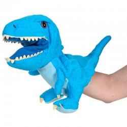 Jurassic World Raptor hand puppet plush toy 25cm