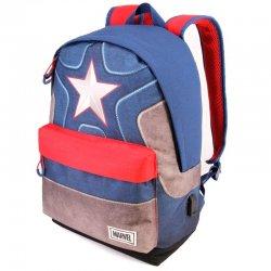 Marvel Captain America customizable backpack 42cm