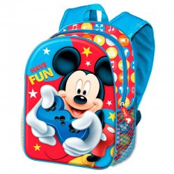 Disney Mickey 3D backpack 31cm