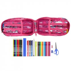 Disney Minnie Unicorns 4 pencil case filled rucksack