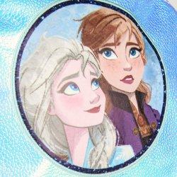 Disney Frozen Elsa 2 & Anna backpack 36cm
