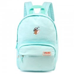 We Bare Bears Mint backpack 38cm