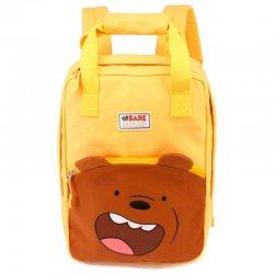 We Bare Bears Brown Bear backpack 38cm