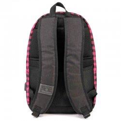 Martina backpack Squares 42cm