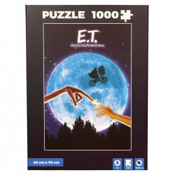 E.T. The Extra-Terrestrial Poster 1000pcs puzzle