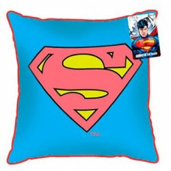 DC Superman cushion 35cm