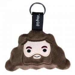 Harry Potter Hagrid plush key chain
