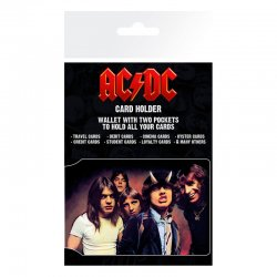ACDC card holder