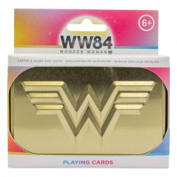 DC Comics Wonder Woman 1984 deck of cards