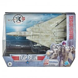 Transformers - Transformers: X Top Gun Maverik figure 18cm