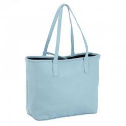 Moos Capsule Blue bag with wallet