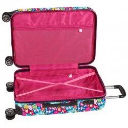 Moos Corgi ABS trolley suitcase 4 wheels 55cm